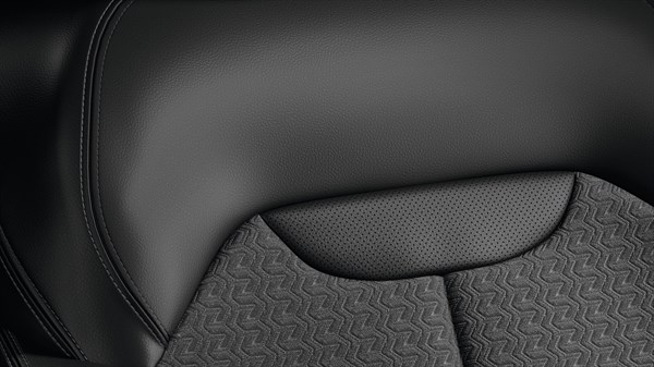 Renault KADJAR - Black fabric