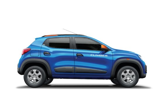 Climber Electric Blue