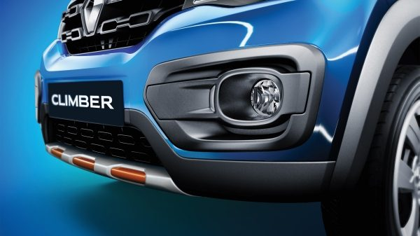 Climber Front fog lamps