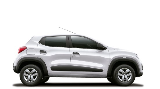 Kwid Ice Cool White