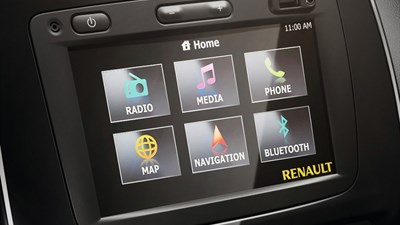 Kwid Multimedia TouchScreen